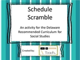 Schedule Scramble - Thinking Chronologically