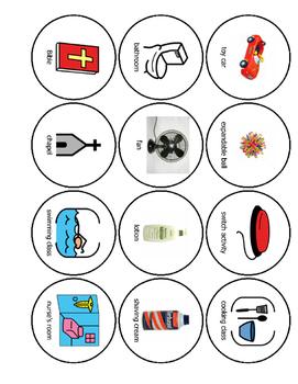 Schedule Symbols