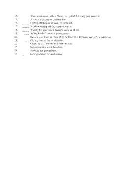 Ap Psych Worksheet Schedules Of Reinforcement That Don T Suck