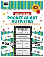 Scheduling Pocket Chart Activities