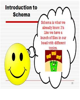 Schema Lesson Powerpoint