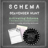 Schema Scavenger Hunt- Activating Schema to Make Meaningful Reading Connections