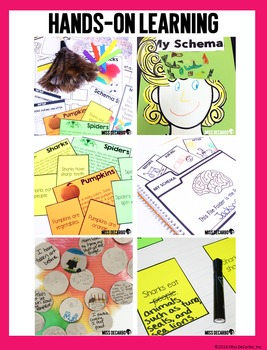 Schema and Metacognition Concrete Comprehension for Primary Learners