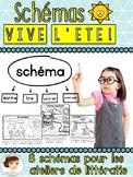Schémas - Vive l'été!