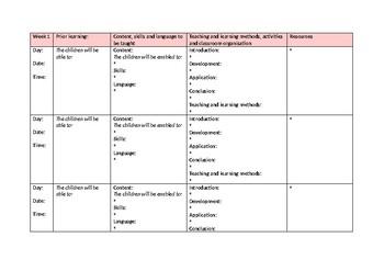 Scheme Template