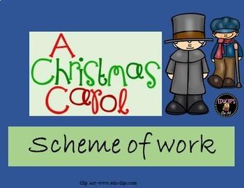 Scheme of Work 'A Christmas Carol'