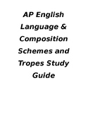 Schemes and Tropes Study Guide