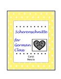 Scherenschnitte For German Class