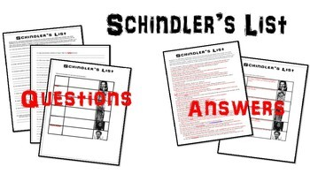 Schindler's List Movie Guide - 22 questions, character guide, background & more