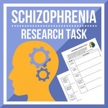 Schizophrenia Research Activity