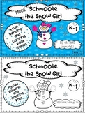 Schmoolie the Snow Girl Book 1 of Color, Read and Learn Se