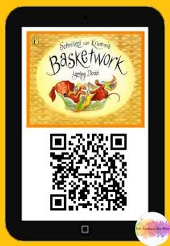 Schnitzel von Krumm's Basketwork QR code comprehension pack