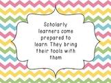 Scholarly Behaviors