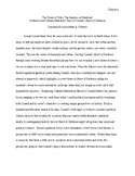 Scholarly Essay on Heart of Darkness