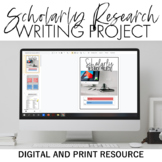 Scholarly Research Project: Qualitative Research Paper