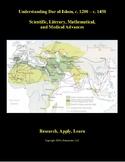 Scholarly advances during Dar al-Islam c. 1200- c. 1450