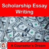 Scholarship Essay Writing Assignment