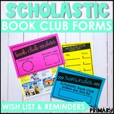 Scholastic Book Club Forms
