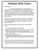 Scholastic Book Club Order Instructions