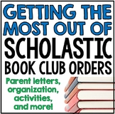 Scholastic Book Club Orders