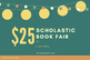 Scholastic Book Fair Gift Certificates