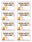"Scholastic Book Fair Resource Set ""Happy Camper"""