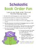 Scholastic Book Order Fun