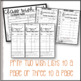 Scholastic Book Order Forms, Class Wish List, & Bookmarks!... EDITABLE