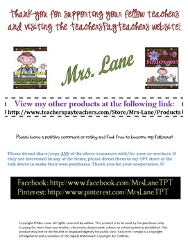 Scholastic Book Order Letter To Parents By Mrs Lane