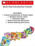 Scholastic Book Order Parent Packet