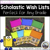 Scholastic Books Wish List