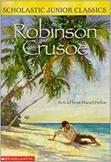 Scholastic Junior Classics - Robinson Crusoe
