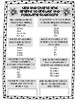 Scholastic Math Worksheet