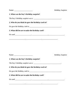 Scholastic My First Readers Level A- worksheets