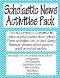 Scholastic News Center Activities