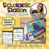 Scholastic News Station