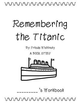 Scholastic Reader: Remembering the Titanic