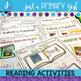 Scholastic Reading Activities