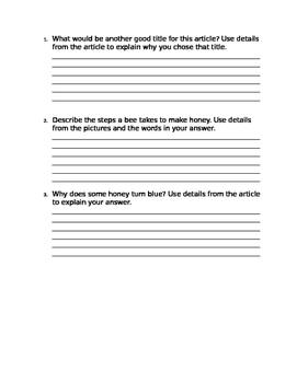 Scholastic news April 2016 Questions