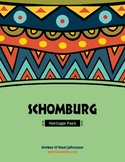 Schomburg Heritage Pack - African American History Lesson Guide