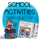 School Activities Adapted Books