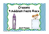 School Addition 9's Facts Race