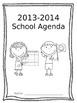 School Agenda 2013-2014
