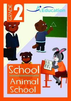 School - Animal School - Grade 2