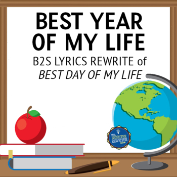 School Song Lyrics for Best Day of My Life