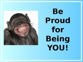 School Assembly: Be Proud for Being YOU!