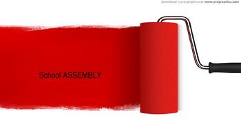 School Assembly (Moral Value-Respect, Global Festivals, In