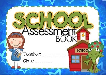 School Assessment Front Cover