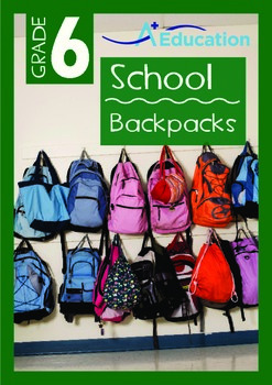 School - Backpacks - Grade 6