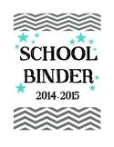 School Binder Printables